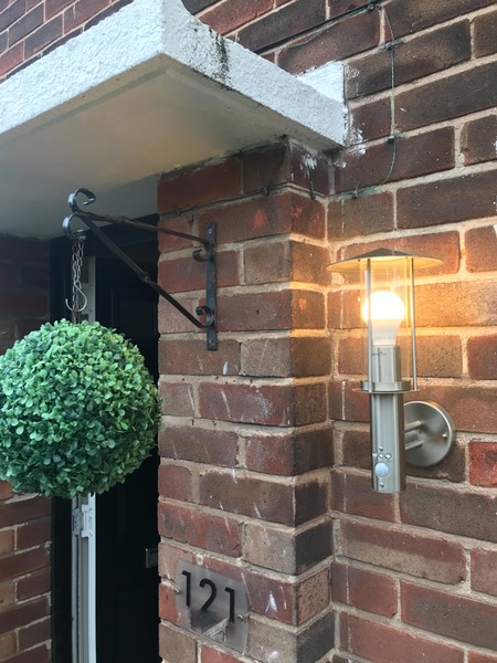 Outside Light fittings LED